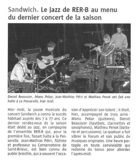 """RER-B"" extrait presse mai 2015"