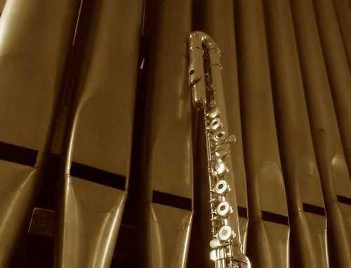 STRANGE MEETING, flûte et orgue à tuyaux